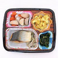 ベルーナ宅菜便 ほほえみ御膳 アジのレモン醤油焼セット