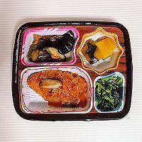 ベルーナ宅菜便 ほほえみ御膳 鮭フライのあんかけセット
