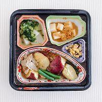匠の和ごころ御膳 さつま芋と豚肉のほくほく煮セット190kcal、塩分1.4g