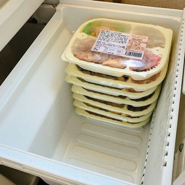 メディミール 冷凍庫