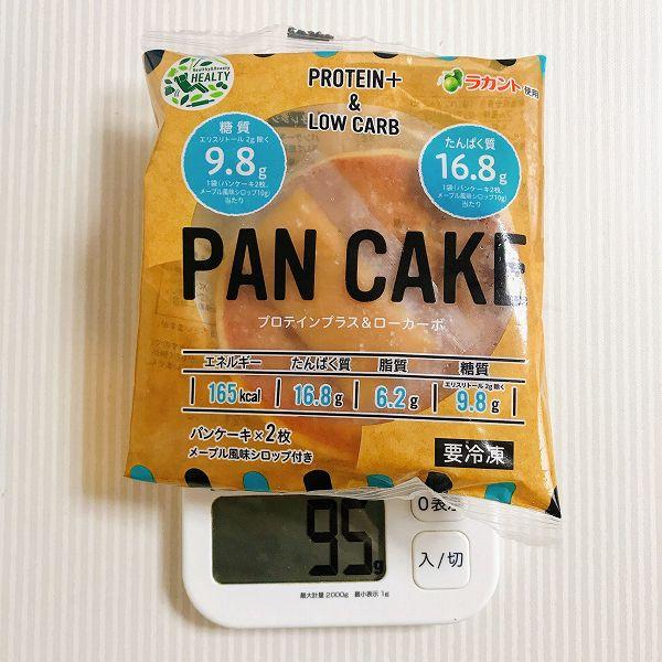 マッスルデリ パンケーキ