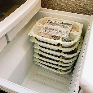 冷凍弁当 一人暮らし