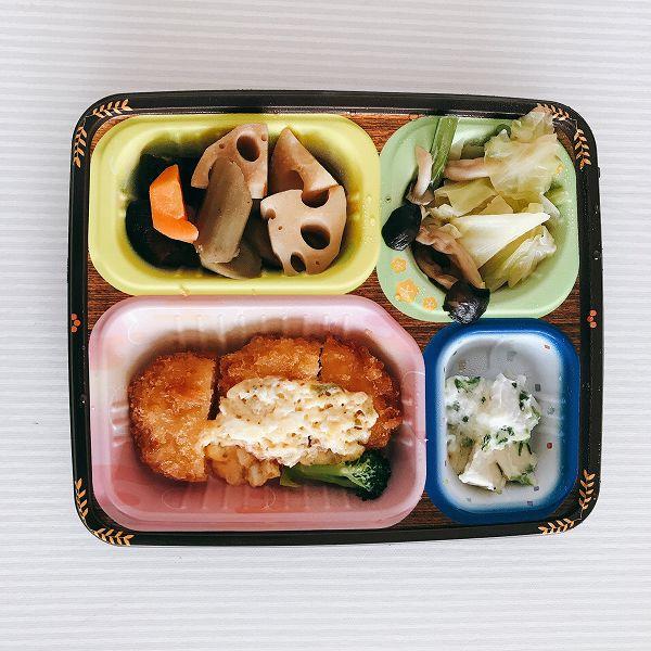 スギサポデリ カロリー・塩分調整食